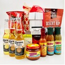 Chilli Lovers and Beer Gift Hamper