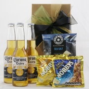 Beer and Nibbles Giftbox - Corona
