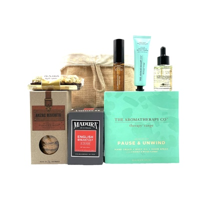 Mothers day gift hampers gift baskets beautifully hand relaxology negle Image collections